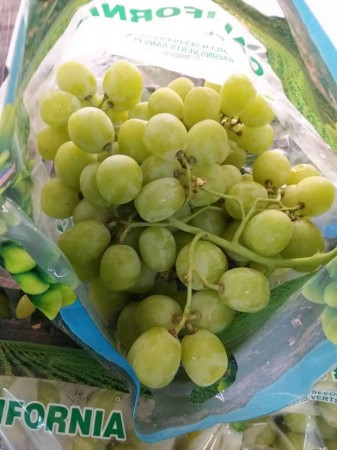 USA Green Grapes ($15/pkt)