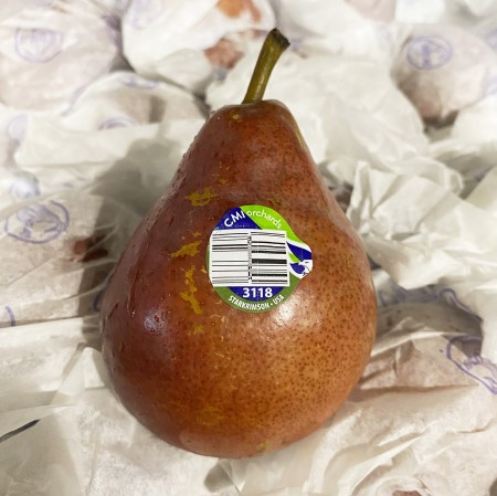 US Red Pear ($5 / 5pc)