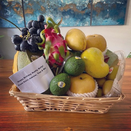 Fruit Boxes - $50