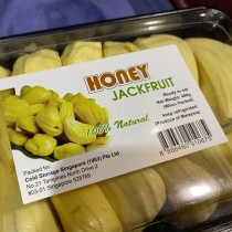 Honey Jackfruit ($4/pkt 400g)