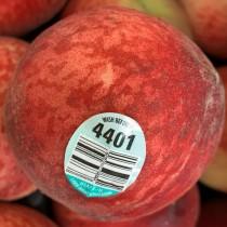 US White Peach - $9/3pcs